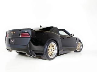 обои Hurst Pontiac Trans Am Concept 2011 зад фото