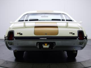 обои Hurst-Olds 442 Holiday Coupe (4487) 1969 зад фото