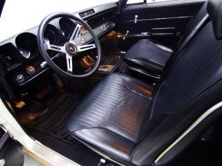 обои Hurst-Olds 442 Holiday Coupe (4487) 1969 салон фото