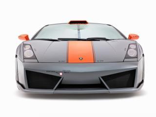 обои H&R Hamann Lamborghini Gallardo Victory 2010 перед фото