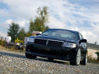 обои H&R Lincoln MKZ 2007 перед фото