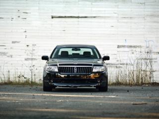 обои H&R Lincoln MKZ 2007 стена фото