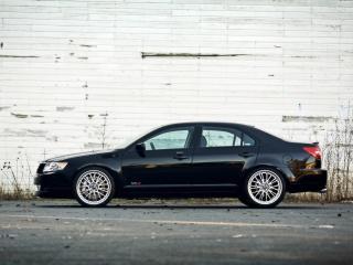 обои H&R Lincoln MKZ 2007 супер фото