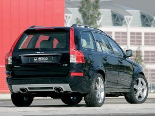 обои Heico Sportiv Volvo XC90 2007 зад фото