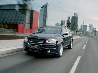 обои Heico Sportiv Volvo XC90 2007 перед фото