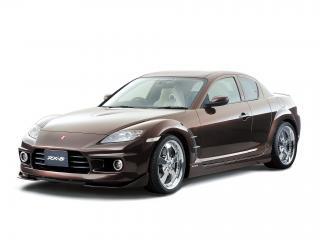 обои Kenstyle Mazda RX-8 2005 перед фото