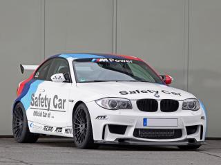 обои Tuningwerk BMW 1 Series M Coupe (E82) 2012 перед фото