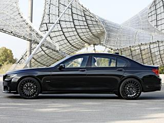 обои Tuningwerk BMW NR 7s (F02) 2011 бок фото