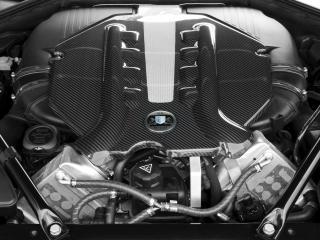 обои Tuningwerk BMW NR 7s (F02) 2011 мотор фото