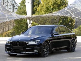 обои Tuningwerk BMW NR 7s (F02) 2011 передок фото
