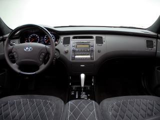 обои Street Concepts Hyundai Azera (TG) 2007 руль фото