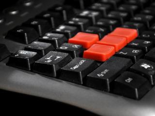 обои Компьютернaя клавиатура фото