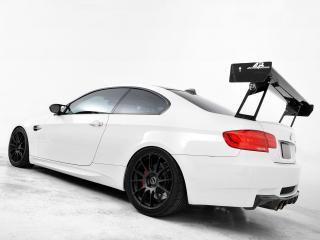 обои EAS BMW M3 Coupe VF620 Supercharged (E92) 2012 бок фото