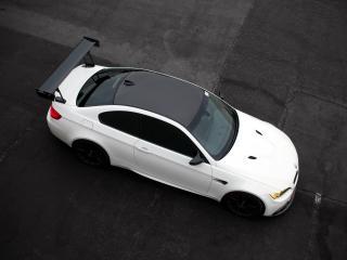 обои EAS BMW M3 Coupe VF620 Supercharged (E92) 2012 верх фото
