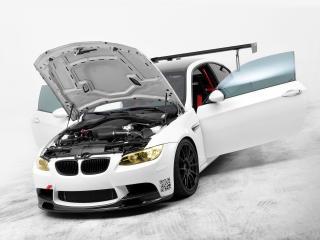 обои EAS BMW M3 Coupe VF620 Supercharged (E92) 2012 мотор фото