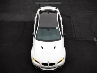 обои EAS BMW M3 Coupe VF620 Supercharged (E92) 2012 сверху фото