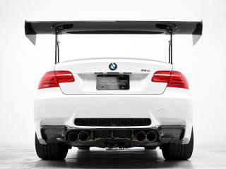 обои EAS BMW M3 Coupe VF620 Supercharged (E92) 2012 стопы фото