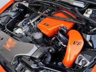 обои EAS BMW M3 Coupe VF650 (E46) 2012 мотор фото