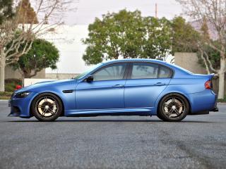 обои EAS BMW M3 Sedan VF620 (E90) 2012 бок фото