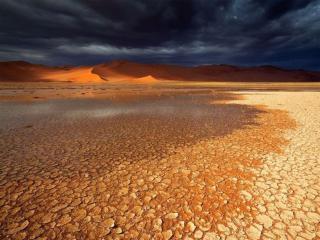 обои Пустыня и холмы фото