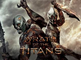 обои Битва титанов фото