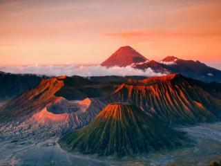 обои Вулканы и вулканчики фото