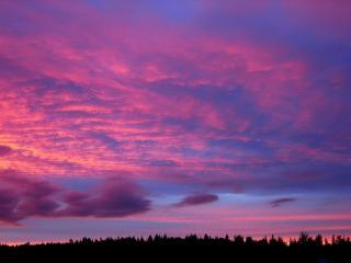 обои Краски небес фото