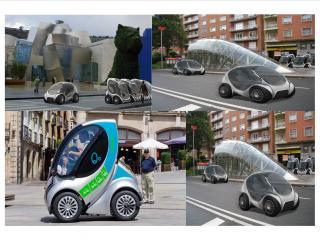 обои Hiriko Citycar EV 2012 красивый фото