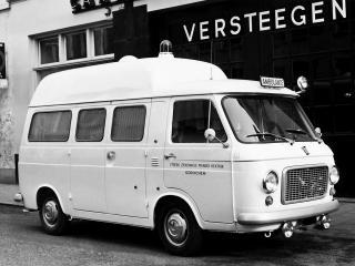 обои Fiat 238 Ambulance 1968 перед фото