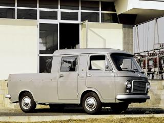 обои Fiat 238 Double Cab Pickup 1968 бок фото