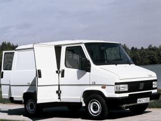 обои Fiat Talento Van 1990 открыт фото