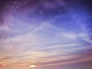 обои Утреннее небо фото