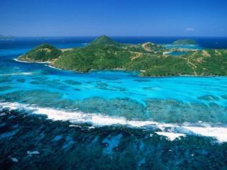 обои Острова Карибские фото