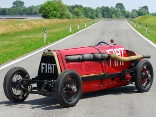 обои Fiat SB4 Eldridge Mefistofele 1924 боком фото