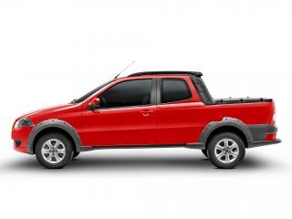обои Fiat Strada Trekking CD 2012 бок фото