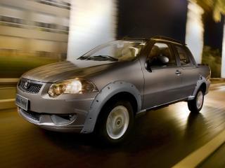 обои Fiat Strada Trekking CD 2012 скоростной фото