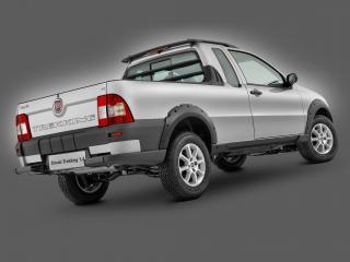 обои Fiat Strada Trekking CE 2009 низ фото