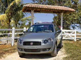 обои Fiat Strada Trekking CE 2009 перед фото