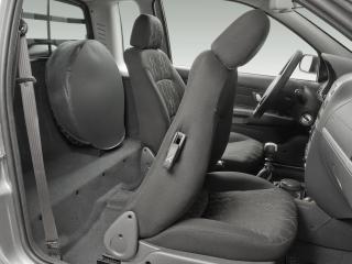 обои Fiat Strada Trekking CE 2009 сиденья фото