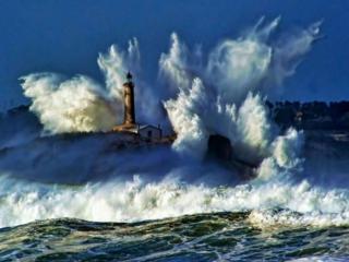 обои Океанский прибой фото