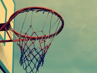 обои Баскетбольное кольцо фото