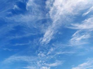 обои Самое свежее весеннее небо фото