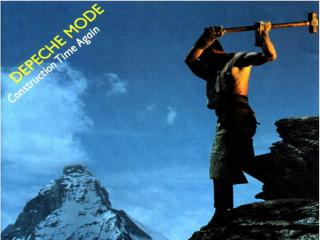 обои Альбом Depeche mode фото