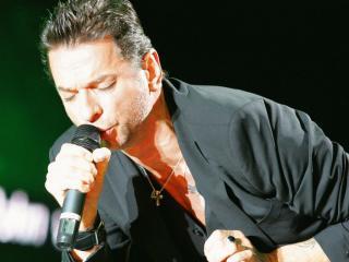 обои Depeche mode - солист фото