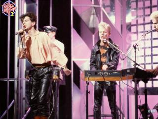 обои Depeche mode на сцене фото