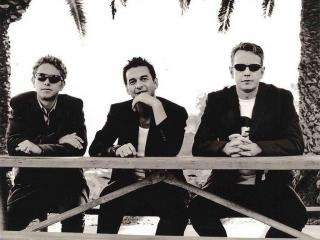 обои Depeche mode - легендарная группа фото