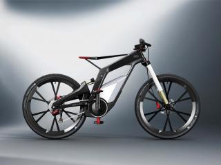 обои для рабочего стола: Спортивный велосипед