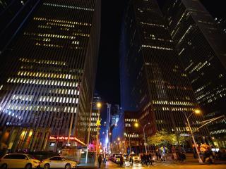 обои Прогулка по Нью-Йорку фото