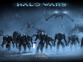обои Halo Wars фото