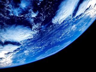 обои Вид Земли фото